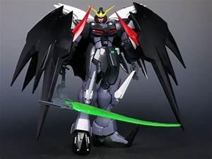 Gundam Deathscythe Hell Wallpaper | Hobbies & Collectables ...