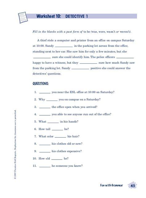 english book fun  grammar