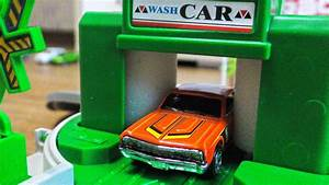 Dry Toy Car Wash For Kids