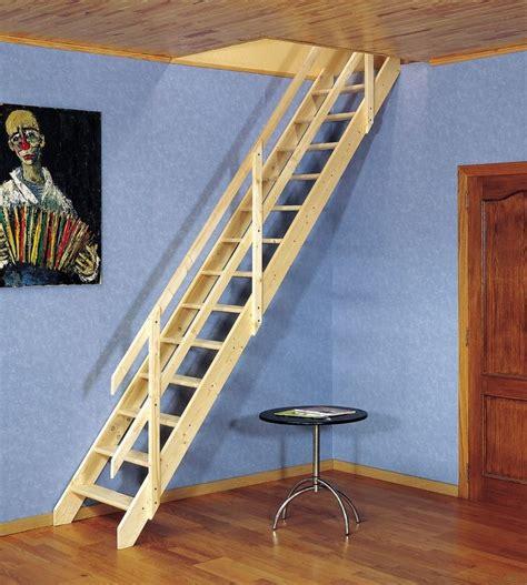 escalier escamotable largeur 80 cm les escaliers les escaliers de meunier comptoir des bois
