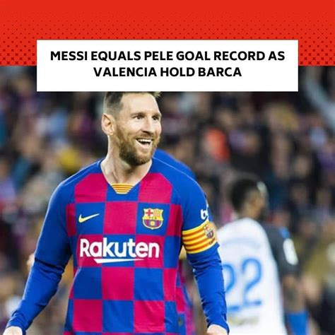 Lionel Messi scored his 643rd goal for Barcelona on ...