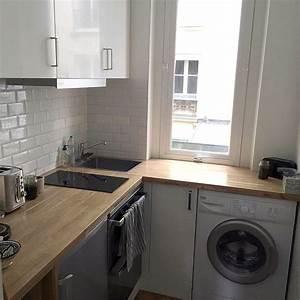 Appartement F2 Définition : r novation d 39 un appartement paris 11e drop ~ Melissatoandfro.com Idées de Décoration