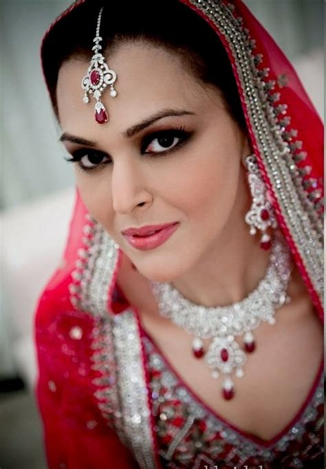 beautiful bridal faces bridal makeup pakistani brides fashion hunt world