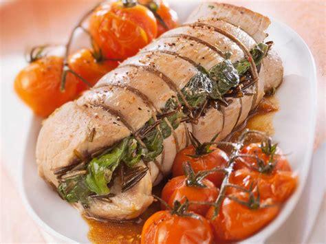 cuisine filet mignon filet mignon farci facile recette sur cuisine actuelle
