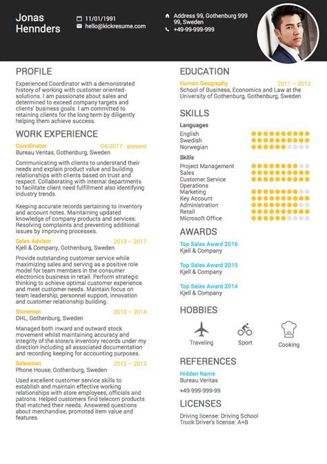 How To Write A Resume Summary by How To Write A Professional Summary On A Resume