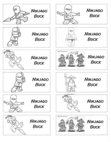 Behaviour Modification Of A Child by Ninjago Behavior Bucks For Use With A Behavior