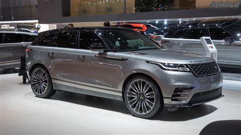 geneve  range rover velar asphaltech