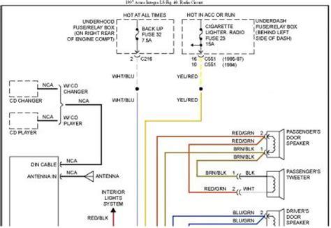 Acura Integra Radio Short Circuiting Electrical