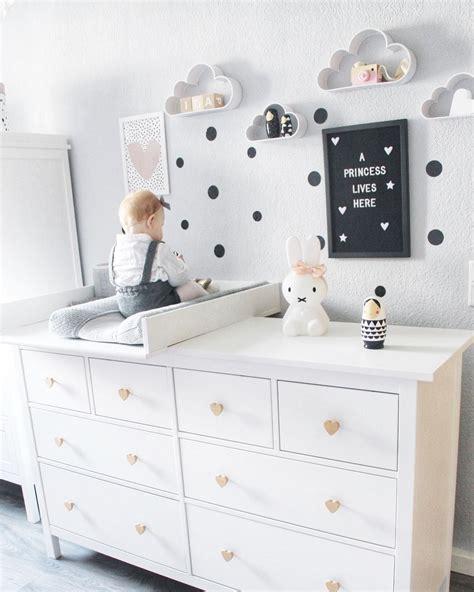 Ikea Kommode Für Kinderzimmer by Ein Traumhaft Sch 246 Nes Kinderzimmer Mit Der Ikea Hemnes
