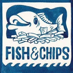 PETER GANDER FINE ART: Fish & chips
