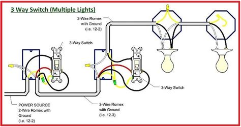 Way Switch Multiple Lights Eee Community