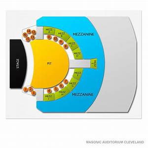 Masonic Auditorium Cleveland Tickets 6 Events On Sale