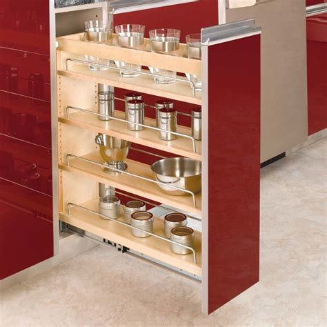 kitchen countertop organizer rev a shelf rev a shelf 3 tier frameless organizer 6 5 1011