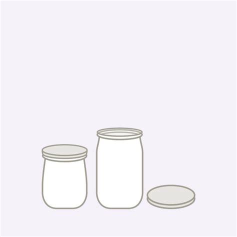 grossiste pot en verre pots de yaourt mcm emballages
