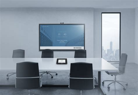 crestron mercury conferencing solution avt