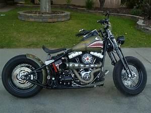 Bobber Harley Davidson : custom 2009 crossbones bobber harley davidson forums ~ Medecine-chirurgie-esthetiques.com Avis de Voitures
