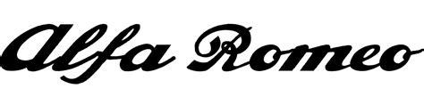 hyundai logo alfa romeo font download famous fonts