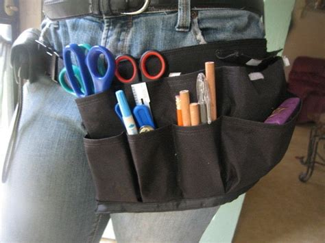 ultimate sewing tool belt  toolbelt sewing  cut
