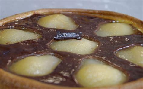 recette cuisine economique recette tarte amandine aux poires et chocolat économique
