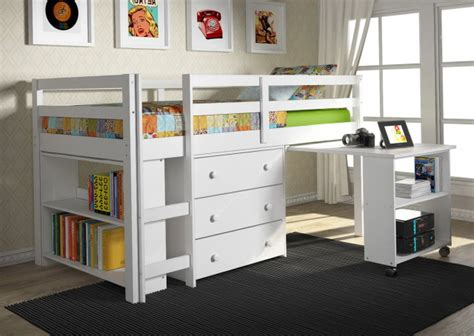 desk bed combo ikea breathtaking bunk bed with drawers and desk twin desk