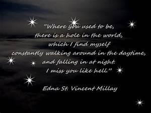 Edna st. Vincen... Bassui Quotes