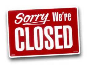 sorry were closed sign jpg stow munroe falls library