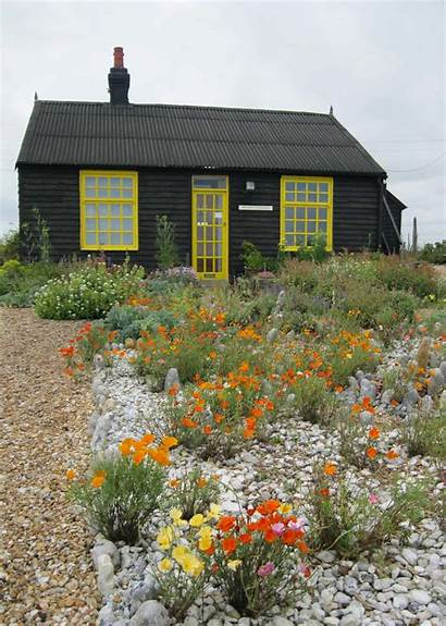 Cottage Prospect Dungeness Garden Hostile Environment Survival