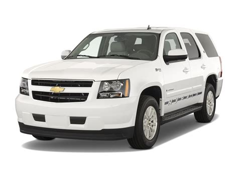 2009 Chevrolet Tahoe Reviews And Rating  Motor Trend