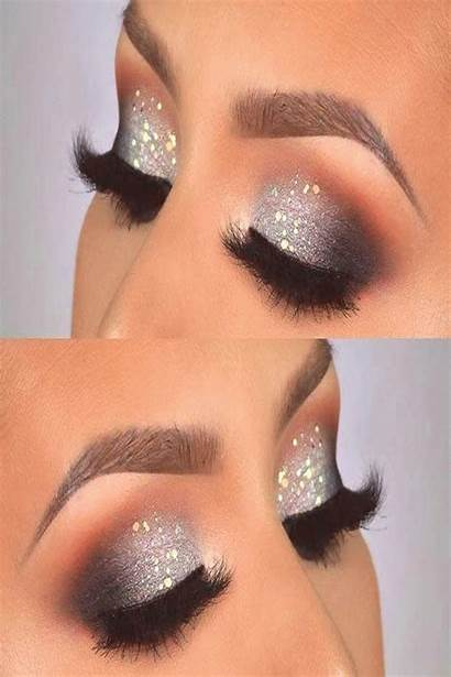 Makeup Eye Sparkle Nye Nailvisions