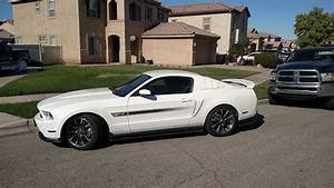 White 2011 Ford Mustang GT California special For Sale - MustangCarPlace
