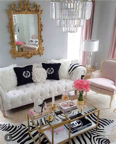Girly Living Room by Girly Home Decor Home Is Where The Is