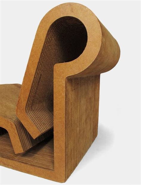frank gehry quot easy edges quot contour chair at 1stdibs