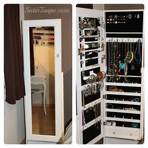 Meuble De Maquillage : meubles rangement bijoux ~ Teatrodelosmanantiales.com Idées de Décoration