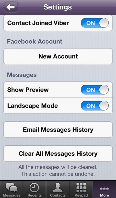 iphone settings for international travel iphone viber settings attachment