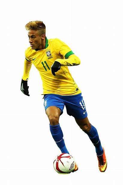 Neymar Jr Brasil Football Player Futebol Renders