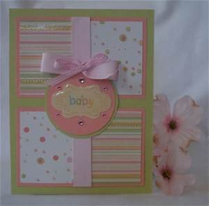 HANDMADE BABY GREETING CARDS AND EXAMPLES OF HANDMADE CARDS