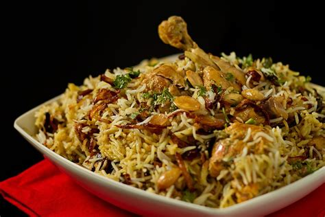 Kitchens Of India Hyderabadi Biryani by Hyderabadi Chicken Biryani Swati S Kitchen