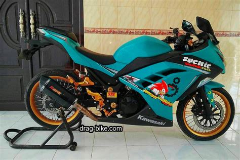 Modifikasi 4 Tak by Harga Motor Kawasaki 4 Tak 30 40 Jutaan
