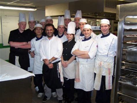 cours de cuisine carcassonne gérald garcia cuisine au lycée charles cros