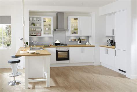 cuisine blanc bois stunning deco cuisine bois et blanc ideas design trends