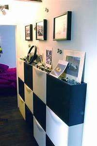 meuble de rangement pour chaussures amenagement entree With meuble rangement entree couloir 8 rangements et meubles pour lentree dune maison