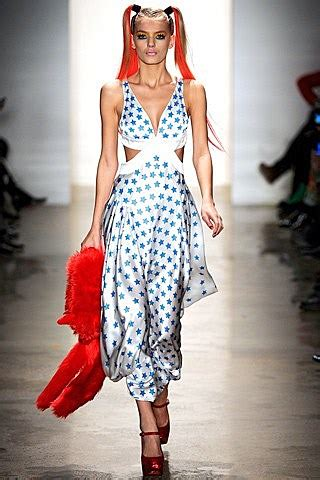 dc superhero inspired fashion   runway  ny fashion week
