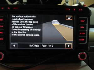 - Vag Turbo Diesel   Rear View Camera