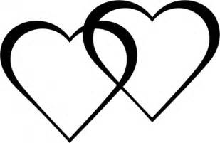 3 peas in a pod two hearts together clipart 57