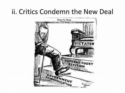 Deal Critics Legacy Condemn Ii Limits Ppt