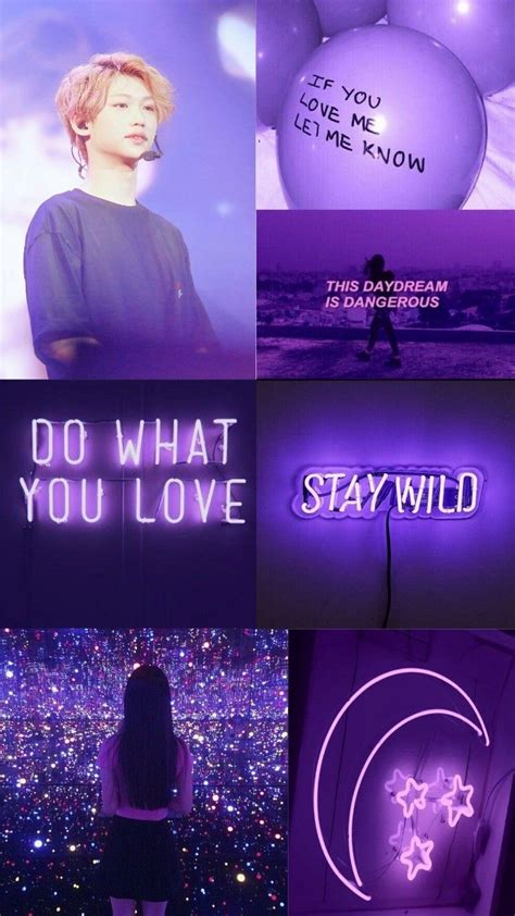 aesthetic felix purple wallpaper purple aesthetic