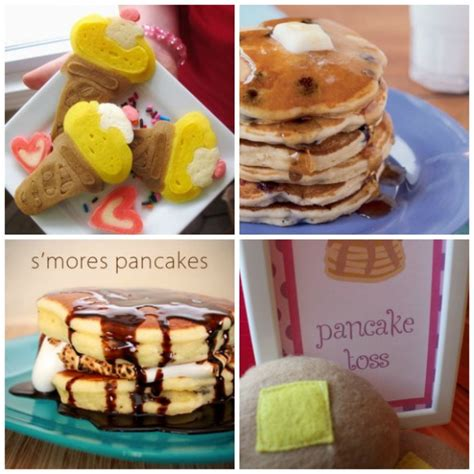 pancakes ideas pancake party ideas and snowman snack mix catch my party