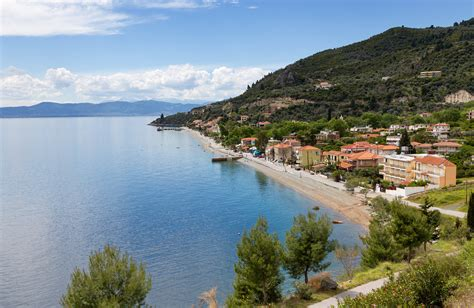 Visit These Favorite Beaches In Evia (euboea