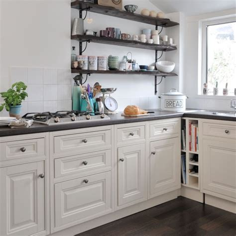open kitchen shelving small kitchen design ideas