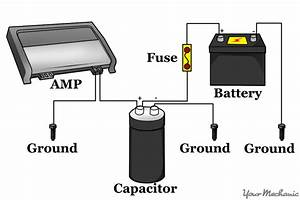 Six Wire Capacitor Diagram